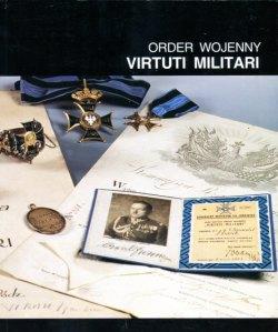 Order Wojenny Virtuti Militari Poznań 1993 katalog