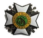 Odznaka 7 PSK Biedrusko Zygmaniak