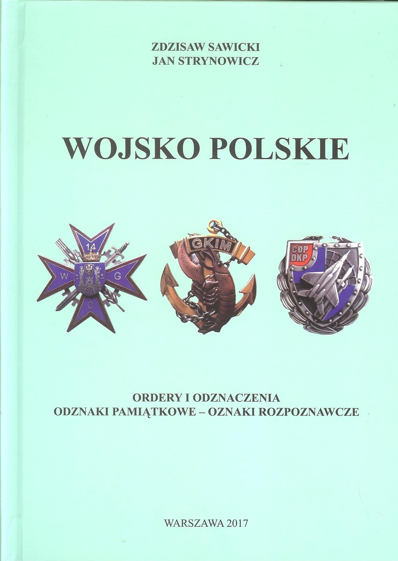 Katalog odznak Sawicki Strynowicz
